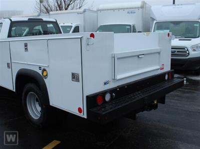 2021 Silverado 3500 Regular Cab 4x4,  Monroe Truck Equipment MSS II Service Body #S1897M - photo 1