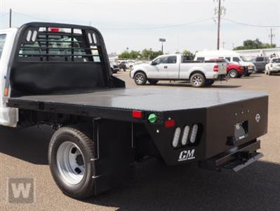 2019 F-450 Crew Cab DRW 4x4,  CM Truck Beds RD Model Platform Body #C47574 - photo 1