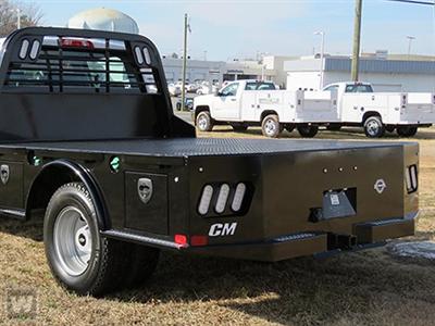 2021 Chevrolet Silverado 3500 Regular Cab 4x4, CM Truck Beds SK Model Platform Body #S1685M - photo 1