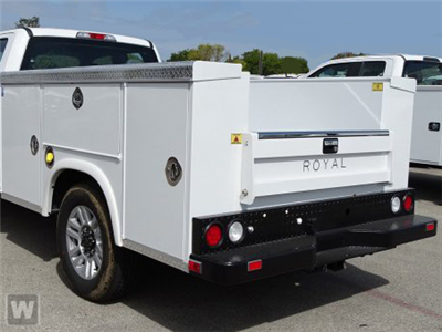 2021 F-350 Super Cab 4x4,  Royal Truck Body Service Body #MED61886 - photo 1