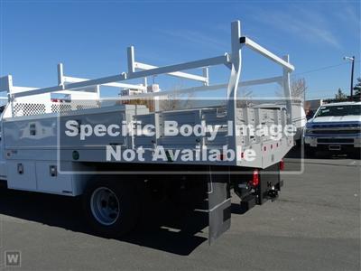 2019 Silverado 5500 Crew Cab DRW 4x2, Martin Contractor Body #M191240 - photo 1