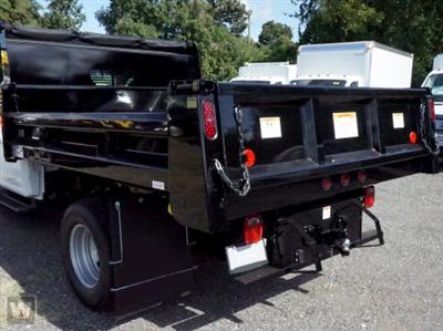 2020 Ford Mason Dump F350 4x4 9 FT 2-3 Yard Regular Cab #202262 - photo 1