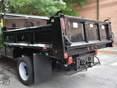 2021 F-550 Regular Cab DRW 4x4,  Rugby Eliminator LP Steel Dump Body #CEC42630 - photo 1