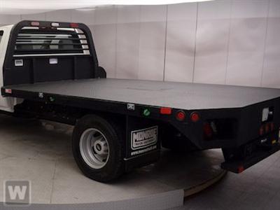 2019 Silverado 5500 Regular Cab DRW 4x4, Freedom Rodeo Platform Body #19-4290 - photo 1