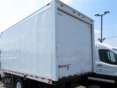 2022 E-350 4x2,  Morgan Truck Body Parcel Aluminum Cutaway Van #FLU10695 - photo 1
