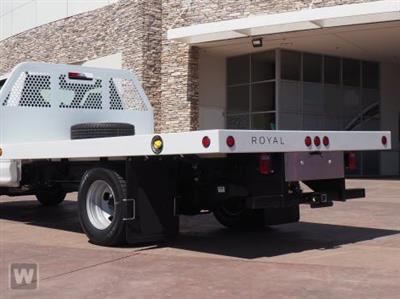 2020 F-550 Regular Cab DRW 4x2,  Royal Truck Body Platform Body #LDA14100 - photo 1