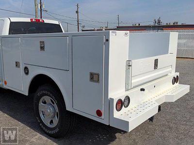 2021 Chevrolet Silverado 2500 Crew Cab 4x2, Warner Select Pro Service Body #F1110348 - photo 1