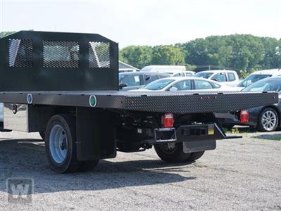 2021 Silverado 3500 Regular Cab 4x2,  Monroe Truck Equipment Work-A-Hauler II Platform Body #14075 - photo 1