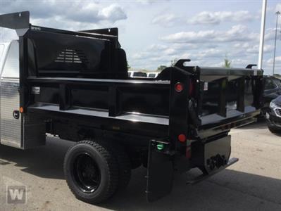 2020 Silverado 5500 Crew Cab DRW 4x4,  Crysteel E-Tipper Dump Body #CX0T089936 - photo 1