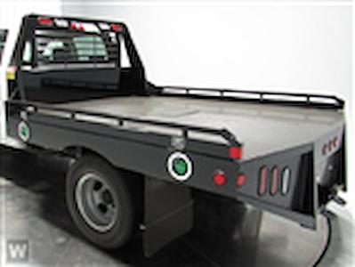 2020 Ford F-550 Regular Cab DRW 4x4, Hillsboro GII Steel Platform Body #20DC047 - photo 1