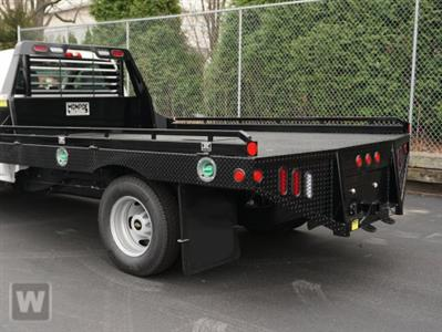 2020 Ram 5500 Regular Cab DRW 4x4, Hillsboro GII Steel Platform Body #20UC3151 - photo 1