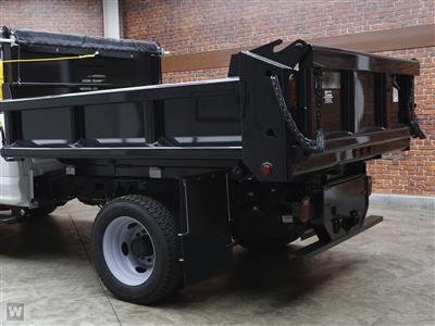 2021 Silverado 4500 Regular Cab DRW 4x2,  Air-Flo Pro-Class Dump Body #W210602 - photo 1