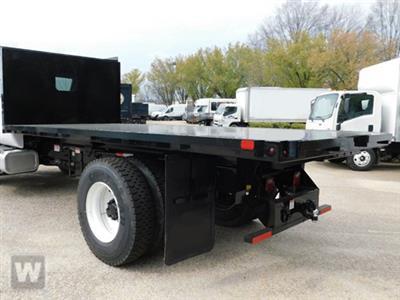 2020 Silverado 4500 Regular Cab DRW 4x4,  PJ's Truck Bodies Platform Body #N19166 - photo 1