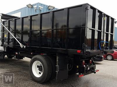 2022 F-750 Regular Cab DRW 4x2,  PJ's Truck Bodies Landscape Dump #GF04055 - photo 1