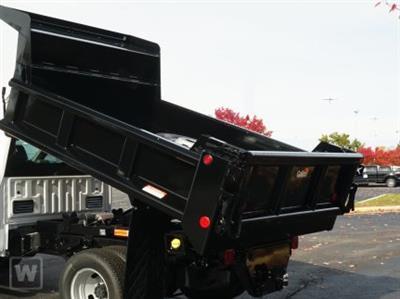 2020 LCF 3500 Crew Cab DRW 4x2,  Galion 100U Dump Body #20560 - photo 1