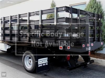 2021 Silverado 3500 Regular Cab 4x2,  Knapheide Value-Master X Stake Bed #16246 - photo 1