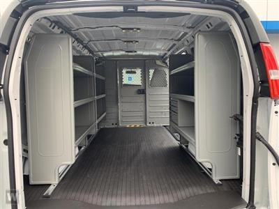2019 Express 3500 4x2, Adrian Steel Commercial Shelving Upfitted Cargo Van #M1221695 - photo 1