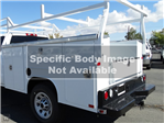 2017 Silverado 2500 Crew Cab 4x2,  Monroe Service Body #TR65524 - photo 1