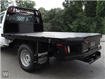 2018 Silverado 3500 Regular Cab DRW 4x2,  Knapheide Platform Body #18-0695 - photo 1