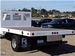 2018 Silverado 3500 Regular Cab DRW 4x2,  Royal Platform Body #JF270537 - photo 1