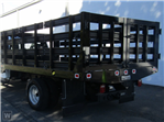 2018 F-550 Regular Cab DRW 4x2,  Knapheide Stake Bed #T18506 - photo 1