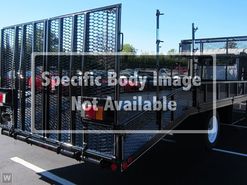 2019 LCF 5500HD Regular Cab 4x2,  SH Truck Bodies Dovetail Landscape #17158 - photo 1