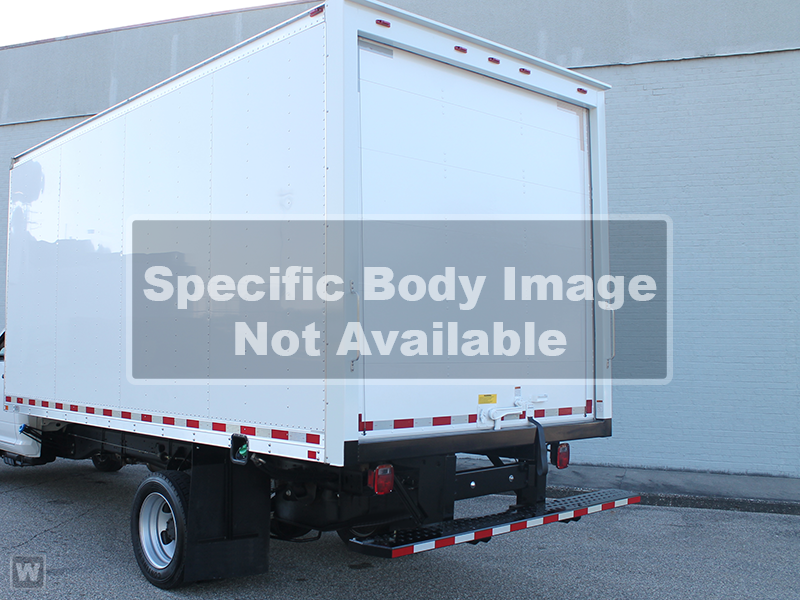 2017 LCF 4500 Regular Cab 4x2,  J&B Truck Body Dry Freight #P7031 - photo 1