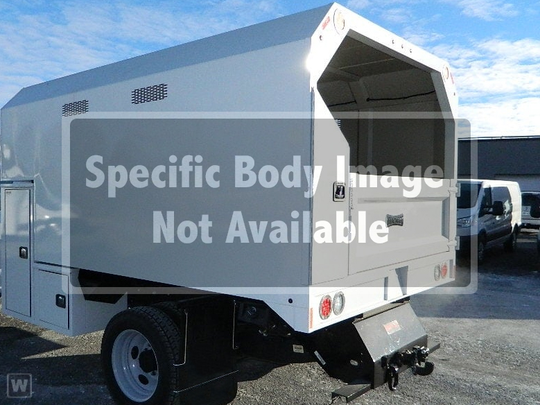 2019 F-550 Regular Cab DRW 4x2, Enoven Chipper Body #FA19710 - photo 1