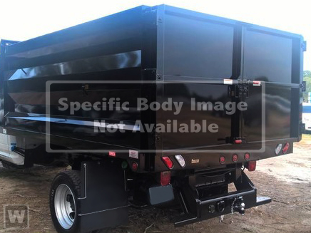 2018 Ram 3500 Regular Cab DRW 4x2, The Fab Shop Landscape Dump #R180759 - photo 1