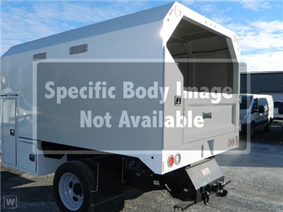 2019 F-650 Regular Cab DRW 4x2, PJ's Chipper Body #92077 - photo 1