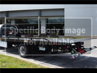 2019 F-550 Regular Cab DRW 4x2,  Jerr-Dan Standard Duty Carriers Rollback Body #WU19883 - photo 1