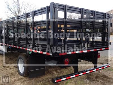 2021 F-550 Regular Cab DRW 4x2,  PJ's Truck Bodies Stake Bed #GC14340 - photo 1