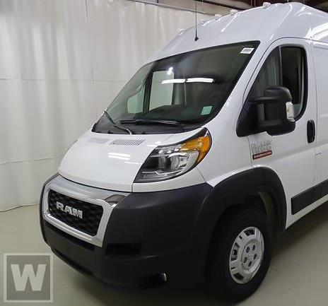 2021 Ram ProMaster 1500 High Roof FWD, Empty Cargo Van #ME506365 - photo 1