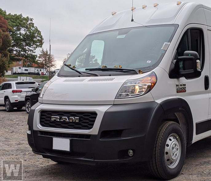 2021 Ram ProMaster 2500 High Roof FWD, Empty Cargo Van #ME539491 - photo 1