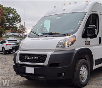 2021 Ram ProMaster 2500 High Roof FWD, Empty Cargo Van #F6430 - photo 1