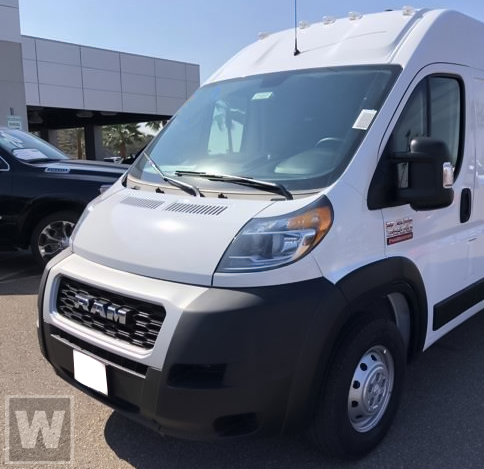 2021 Ram ProMaster 3500 FWD, Empty Cargo Van #FH216112 - photo 1