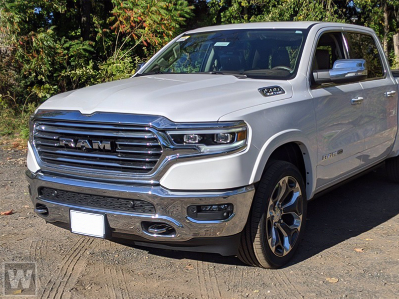 2021 Ram 1500 Crew Cab 4x4, Pickup #C21397 - photo 1