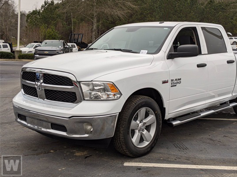 2021 Ram 1500 Crew Cab 4x4, Pickup #CM71295 - photo 1
