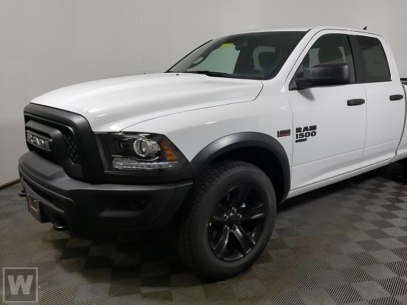 2021 Ram 1500 Quad Cab 4x2, Pickup #MS506787 - photo 1