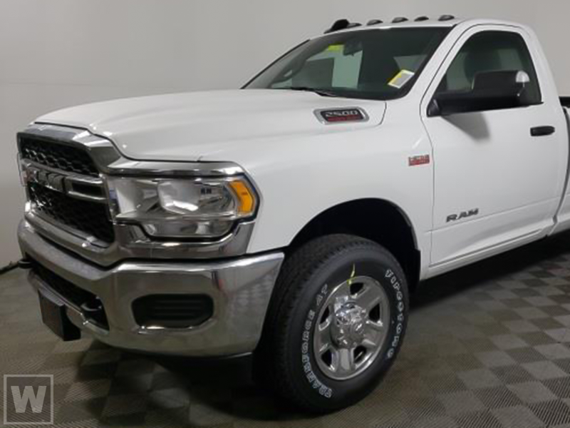 2021 Ram 2500 Regular Cab 4x2, Scelzi Crown Service Body #RM211314 - photo 1