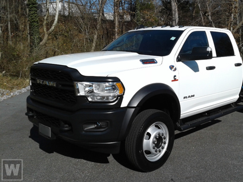 2021 Ram 5500 Crew Cab DRW 4x2, Scelzi Combo Body #RM211244 - photo 1