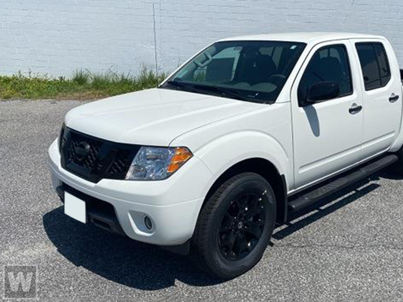 2021 Nissan Frontier 4x4, Pickup #K713373 - photo 1