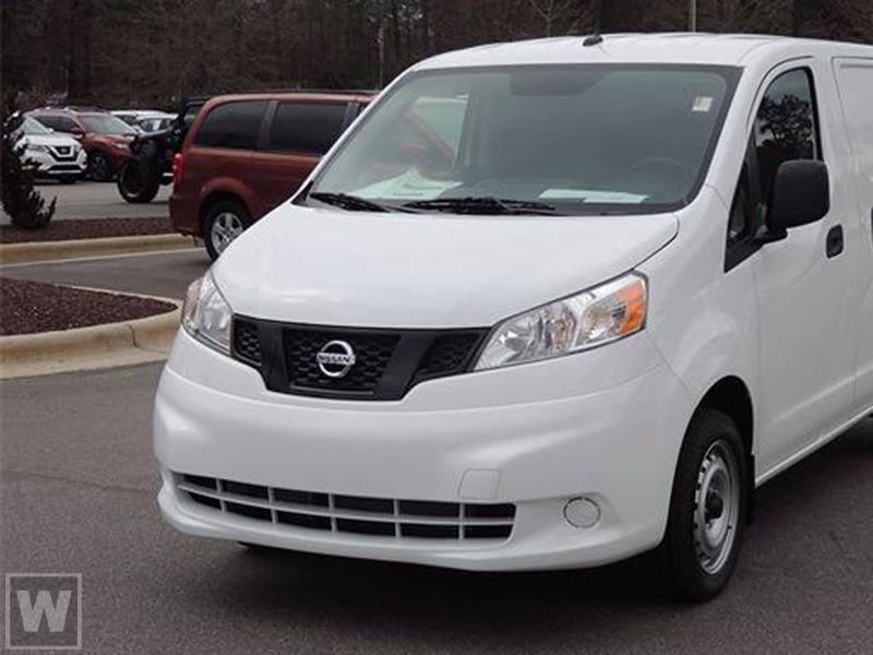 2021 Nissan NV200 4x2, Empty Cargo Van #E703937 - photo 1