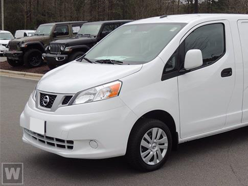 2021 Nissan NV200 4x2, Empty Cargo Van #K702347 - photo 1
