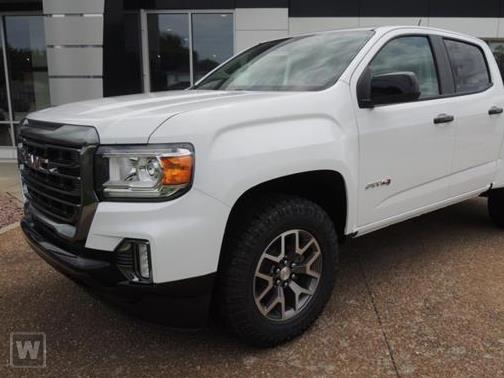 2021 GMC Canyon Crew Cab 4x4, Pickup #N210541 - photo 1