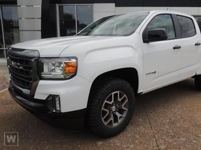 2021 GMC Canyon Crew Cab 4x4, Pickup #G210370 - photo 1