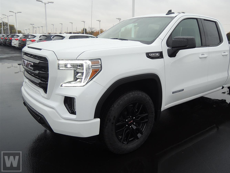 2021 GMC Sierra 1500 Double Cab 4x4, Pickup #SR1131 - photo 1