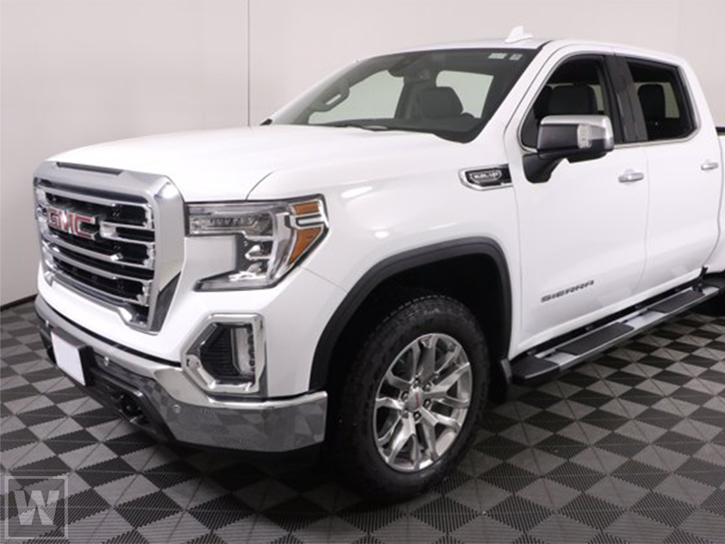 2021 GMC Sierra 1500 Crew Cab 4x4, Pickup #GM561 - photo 1
