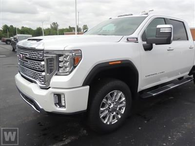 2021 GMC Sierra 2500 Crew Cab 4x4, Pickup #N246410A - photo 1