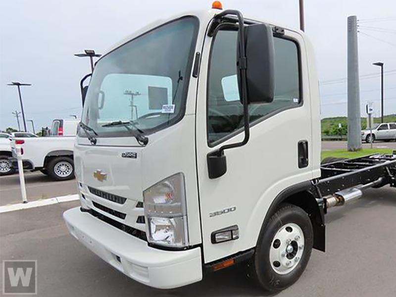 2021 Chevrolet LCF 3500 4x2, Cab Chassis #21C1491 - photo 1